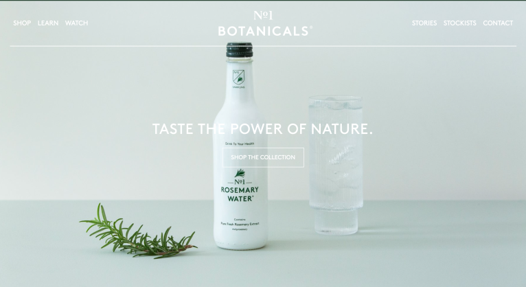 No. 1 Botanicals